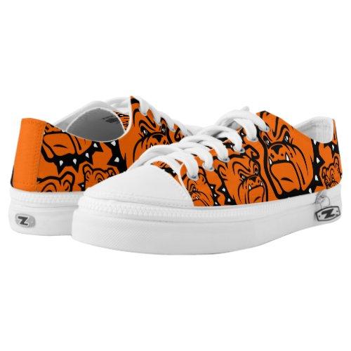 Artesia Bulldogs Zipz Low Top Shoes