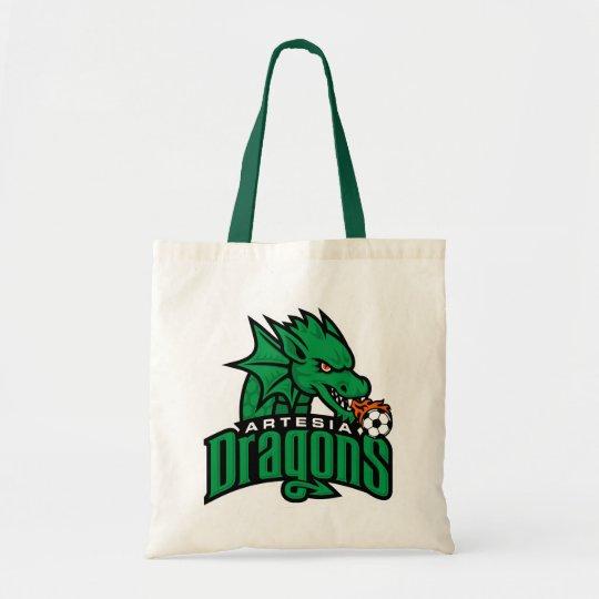 Artesia Dragons Tote Bag