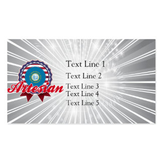 Artesian, SD Double-Sided Standard Business Cards (Pack Of 100)