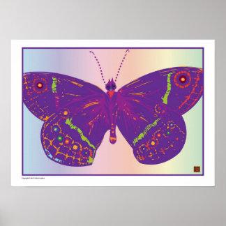 Artful Butterfly 10-Print