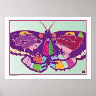 Artful Butterfly 11-Print
