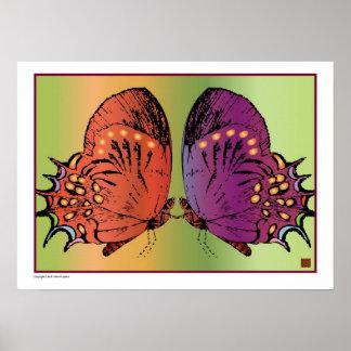 Artful Butterfly 2-Print