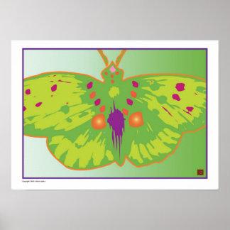 Artful Butterfly 3-Print