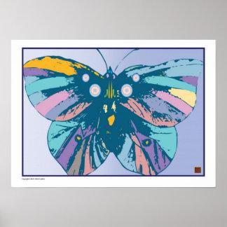 Artful Butterfly 6-Print