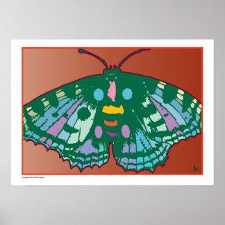 Artful Butterfly 8-Print