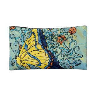 Artful Butterfly Purse