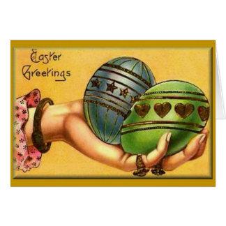 Artful Easter Eggs Card