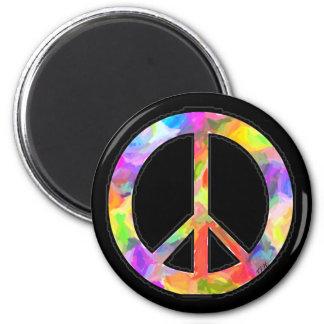 Artful Peace Magnet