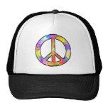 Artful Peace Mesh Hat
