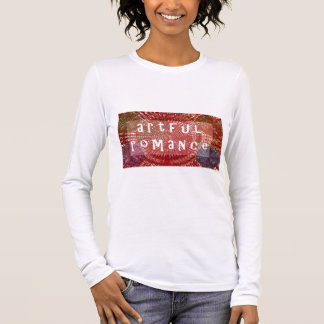 Artful Romance  -  Bella  Long Sleeve Fitted Long Sleeve T-Shirt