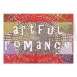 Artful Romance - Deserves a Chance Greeting Cards