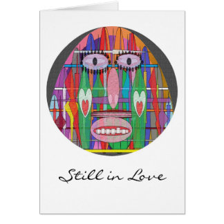 Artfulromance - Still in Love Card