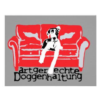 Artgerechte Doggenhaltung Anuncios Personalizados
