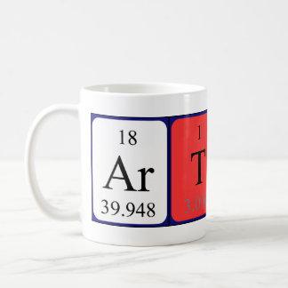 Arther periodic table name mug