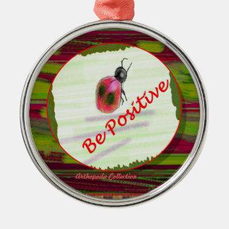 Arthopoda Collection ~ Lady bug    Ornaments
