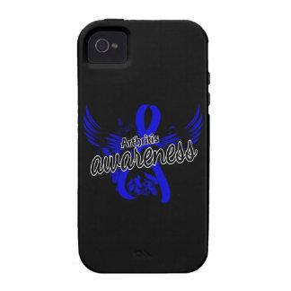 Arthritis Awareness 16 Case-Mate iPhone 4 Covers