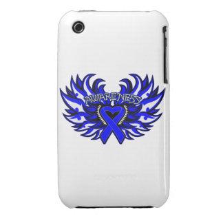 Arthritis Awareness Heart Wings Case-Mate iPhone 3 Cases