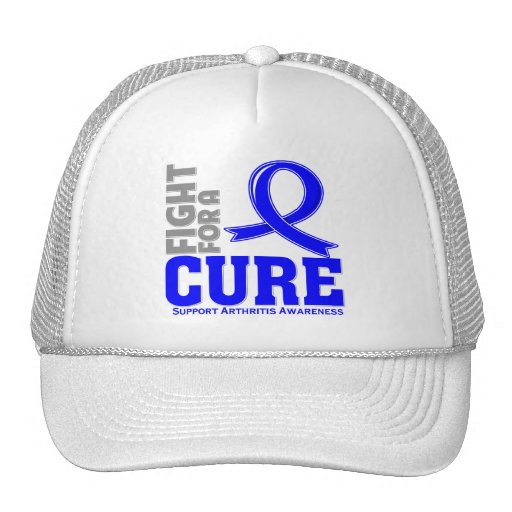 Arthritis Fight For A Cure Hat