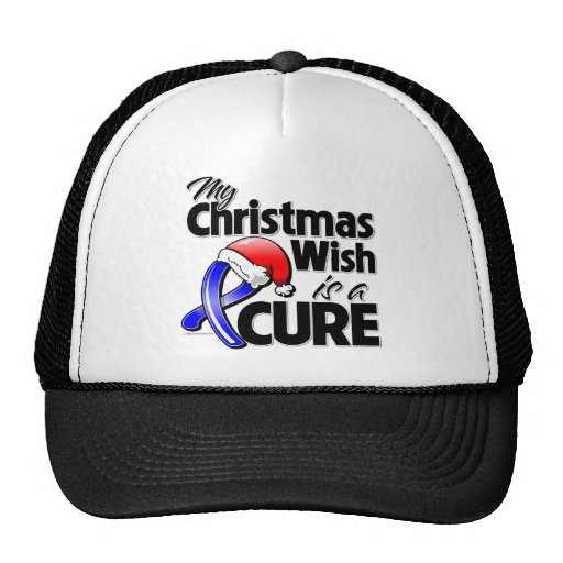 Arthritis My Christmas Wish is a Cure Trucker Hats