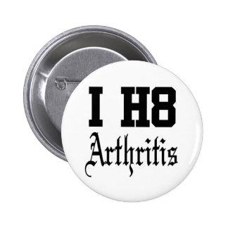 arthritis pinback button
