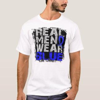 Arthritis Real Men Wear Blue T-Shirt