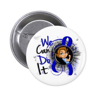 Arthritis Rosie Cartoon WCDI Pin