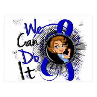 Arthritis Rosie Cartoon WCDI Postcard