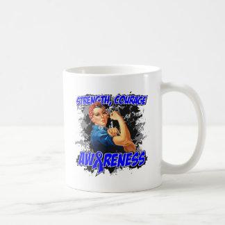 Arthritis Strength Courage Classic White Coffee Mug