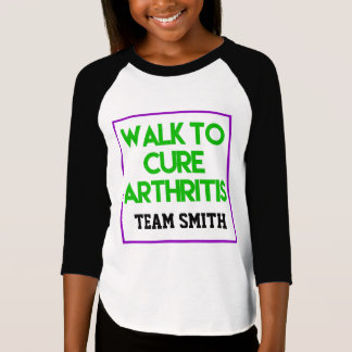 Arthritis Walk Team T-Shirt