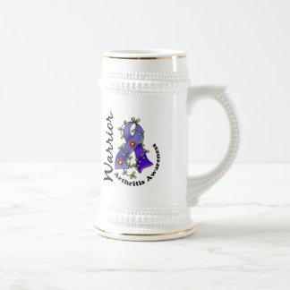 Arthritis Warrior 15 18 Oz Beer Stein