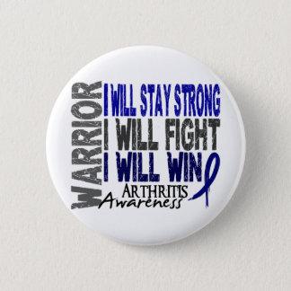 Arthritis Warrior Button