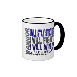 Arthritis Warrior Coffee Mug