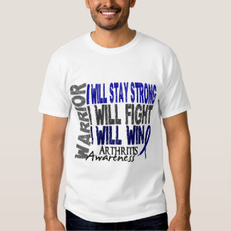 Arthritis Warrior Tee Shirt