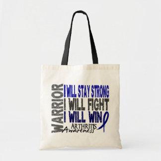 Arthritis Warrior Tote Bag