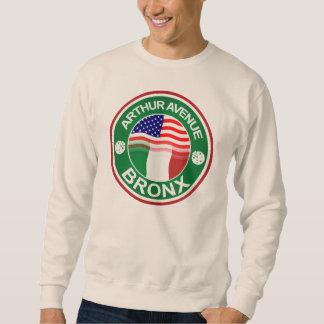 Arthur Ave Bronx Italian American Sweatshirt