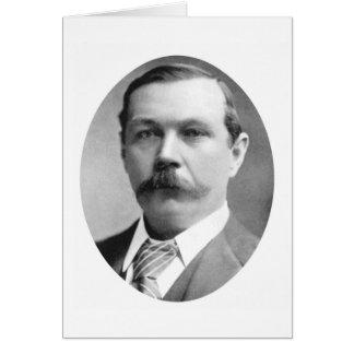 Arthur Conan Doyle Photo Card