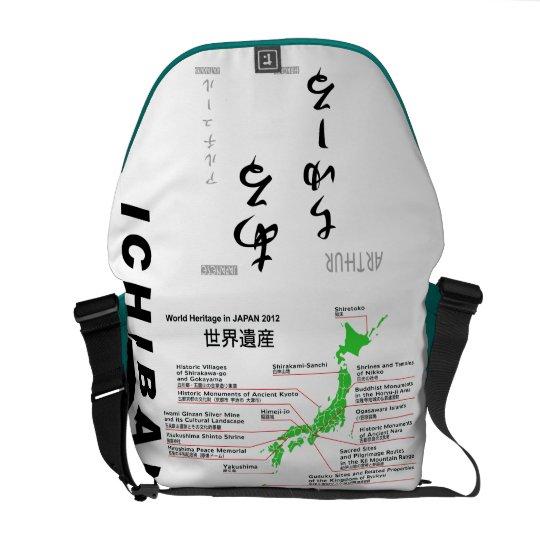 Arthur Courier Bag