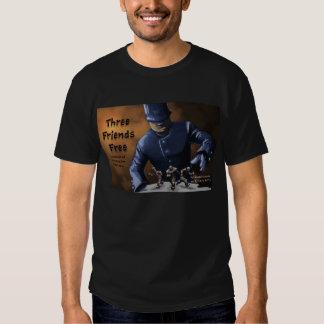 Arthur from Three Friends Free childrens book Shirt