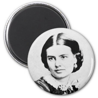 Arthur ~ Mrs. Chester A. / Wife of President Elect 2 Inch Round Magnet