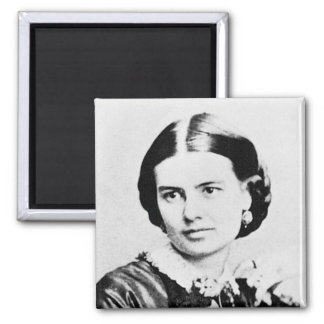 Arthur ~ Mrs. Chester A. / Wife of President Elect 2 Inch Square Magnet