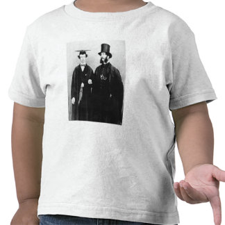 Arthur Munby and his father, c.1851 T-shirt