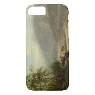 Arthur Parton - Cows Watering at River's Edge iPhone 8/7 Case