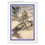 Arthur Rackham Card