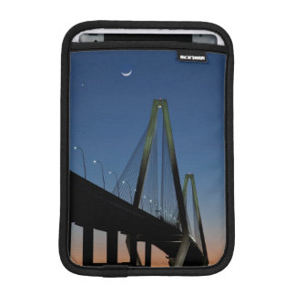 Arthur Ravenel Jr. Bridge at Dusk Sleeve For iPad Mini