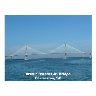 Arthur Ravenel Jr. Bridge Postcard