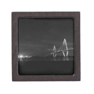 Arthur Ravenel Night Pano Grayscale Gift Box