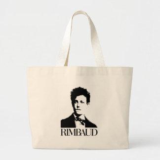 Arthur Rimbaud Tote Bags