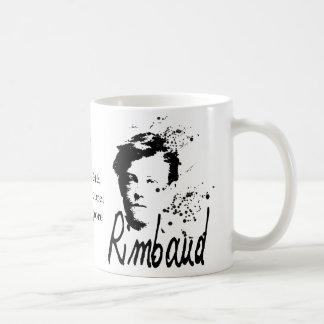 Arthur Rimbaud Bonne Pensée du Matin Poem Taza