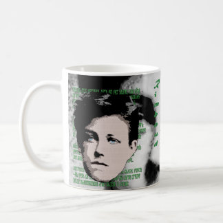 Arthur Rimbaud Coffee Mug