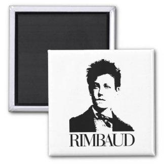 Arthur Rimbaud Imán Cuadrado